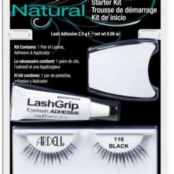 Ardell Makeup Natural 116 Eyelash Starter Kit Poshmark